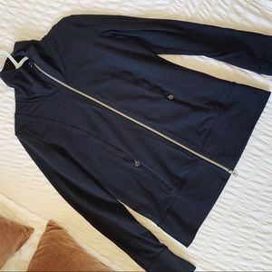 Lululemon Athletica Black Jacket - Size 12